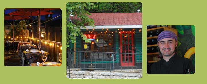 Local Flavor Cafe in Eureka Springs, AR